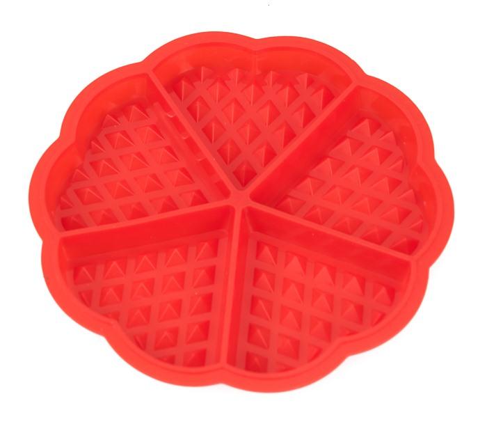 Силиконовая форма для венских вафель